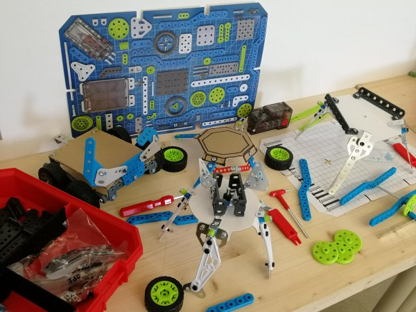 Meccano Innovation Sets