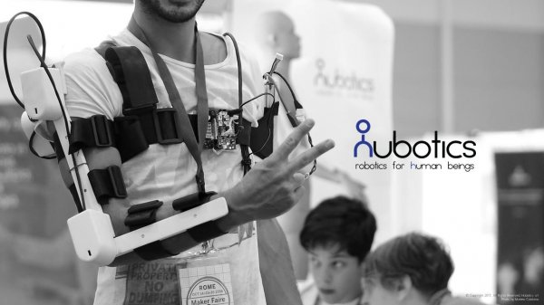 hubotics, robotics for human beings