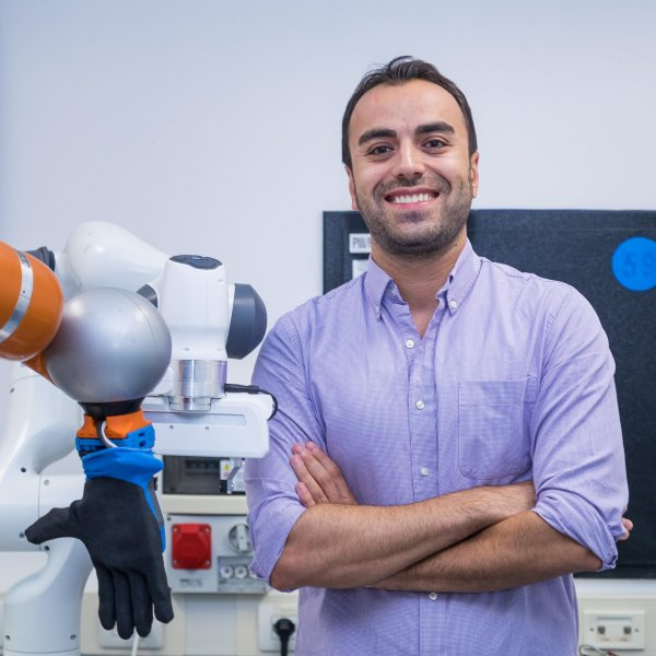 New generation Collaborative Robotic Technologies for Improving Productivity and Workers' Well-being