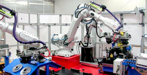 SPIRIT - A software framework for the efficient setup of industrial inspection robots