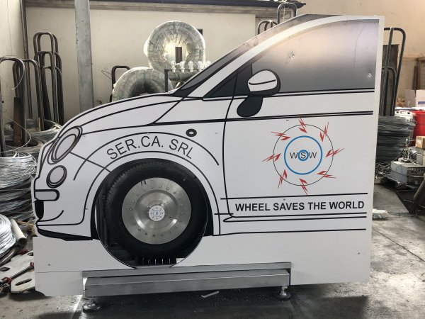 WHEEL SAVE THE WORLD ( WSW)