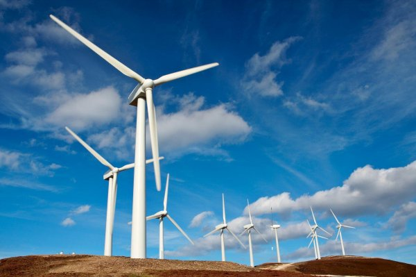 Industrial IoT for Wind Blades production boosting