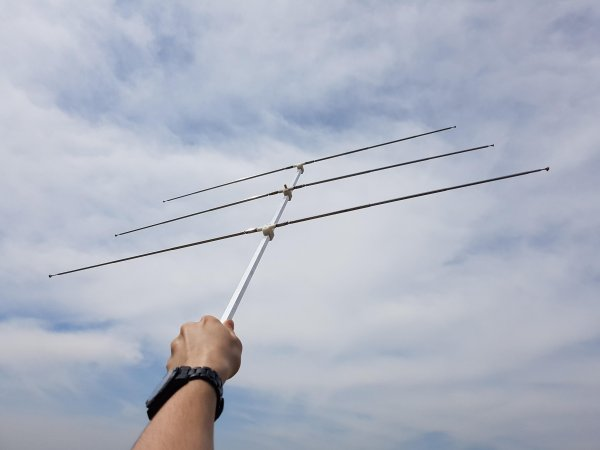 Telescopic Yagi