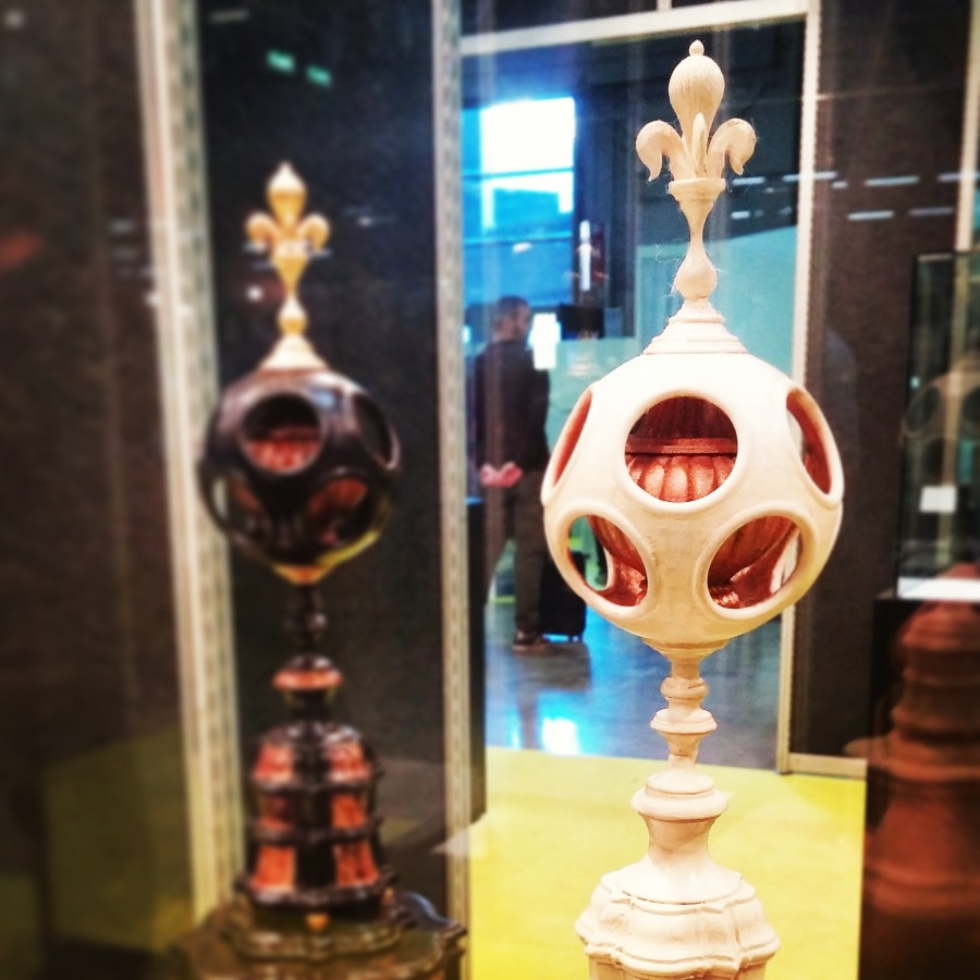 Faberge? No, 3D printing d'autore!