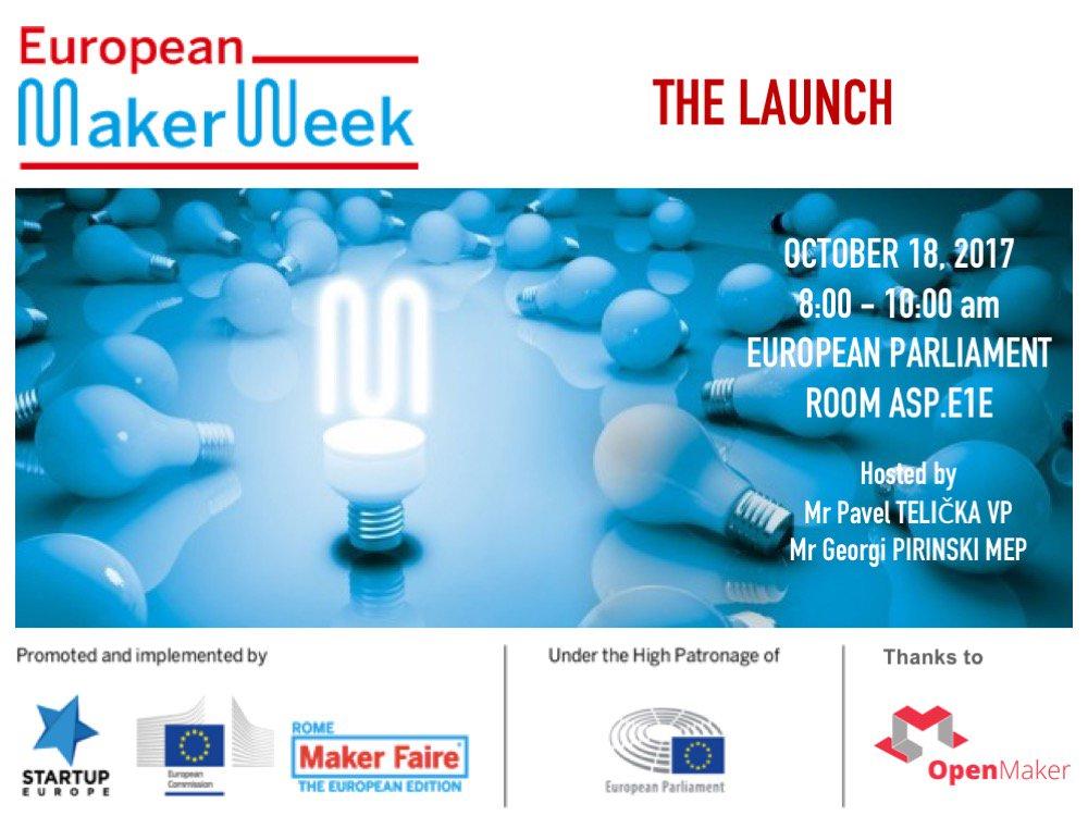 EuropeanMakerWeek