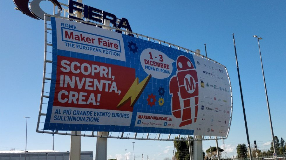 MakerFaireRome