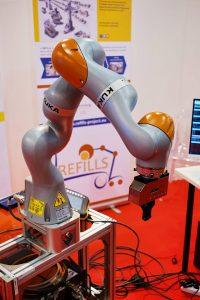 Maker Faire Rome - Robotics
