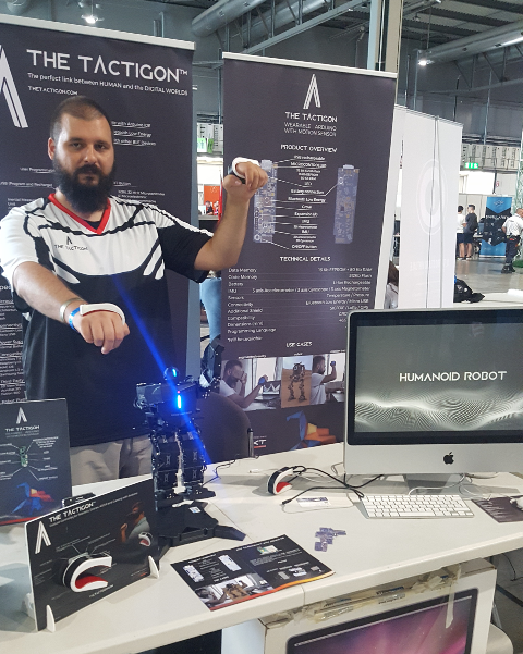 Arduino Powered Humanoid Robot