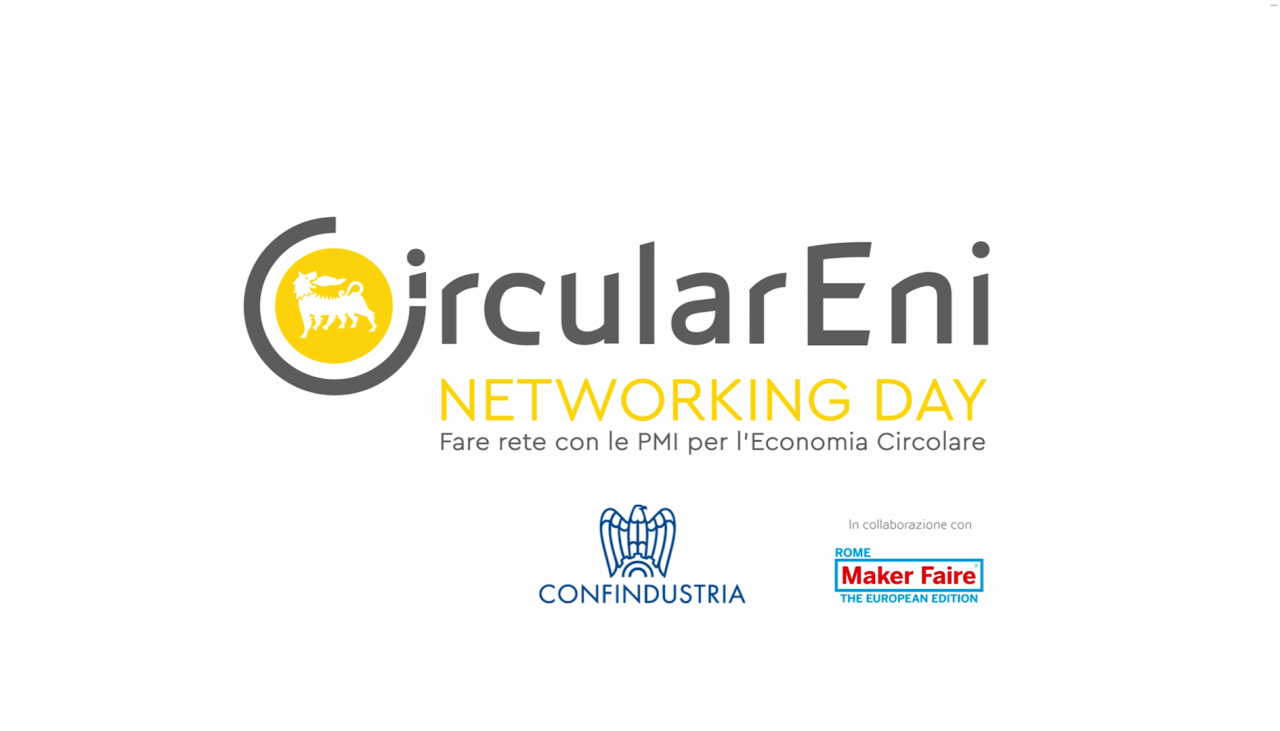 Circular Eni Networking Day