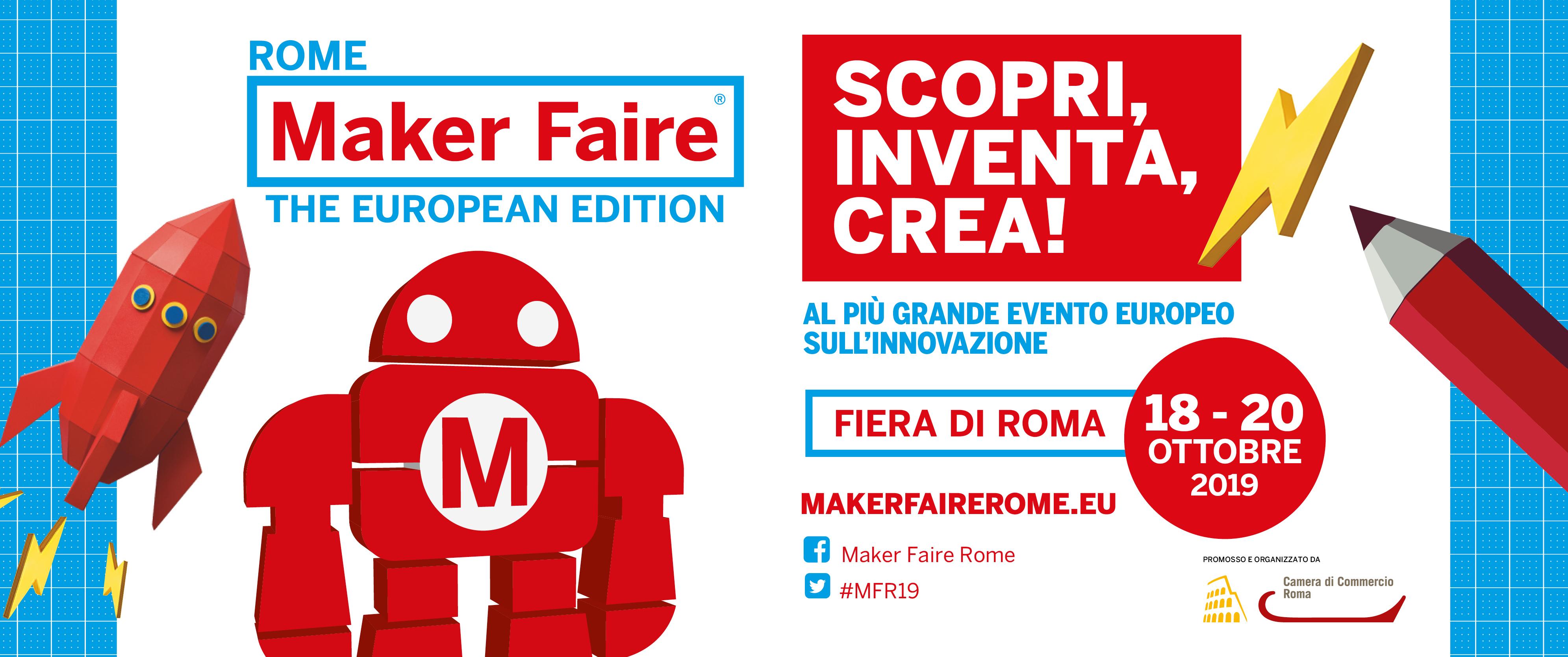 Maker Faire Roma
