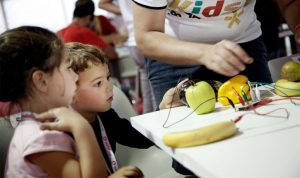 "Area ""Kids & Education"" a Maker Faire Rome"