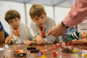 Kids & Education Area @ Maker Faire Rome