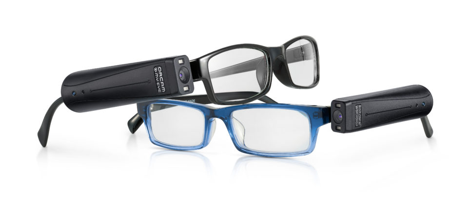 These smart glasses help visually impaired people to move independently and safely