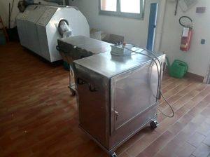 Compostino machine