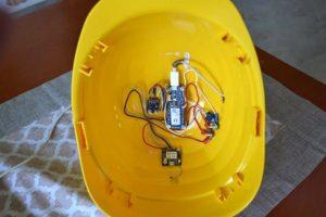 Smart Safety Helmet IoT