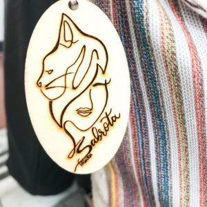 Il logo di Sabrota Fashion (foto: sabrotafashion/Instagram)