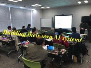 Programming artificial intelligence