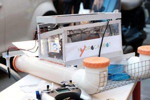 Hydrocarbot, lo speciale robot che ripulisce i mari dagli idrocarburi