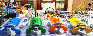 I piccoli droni che monitorano la qualità delle acque creati da Cristini e Nicasio