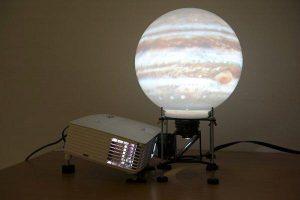 """""""Pianeti in una stanza"""" (foto: planetsinaroom.net)"""