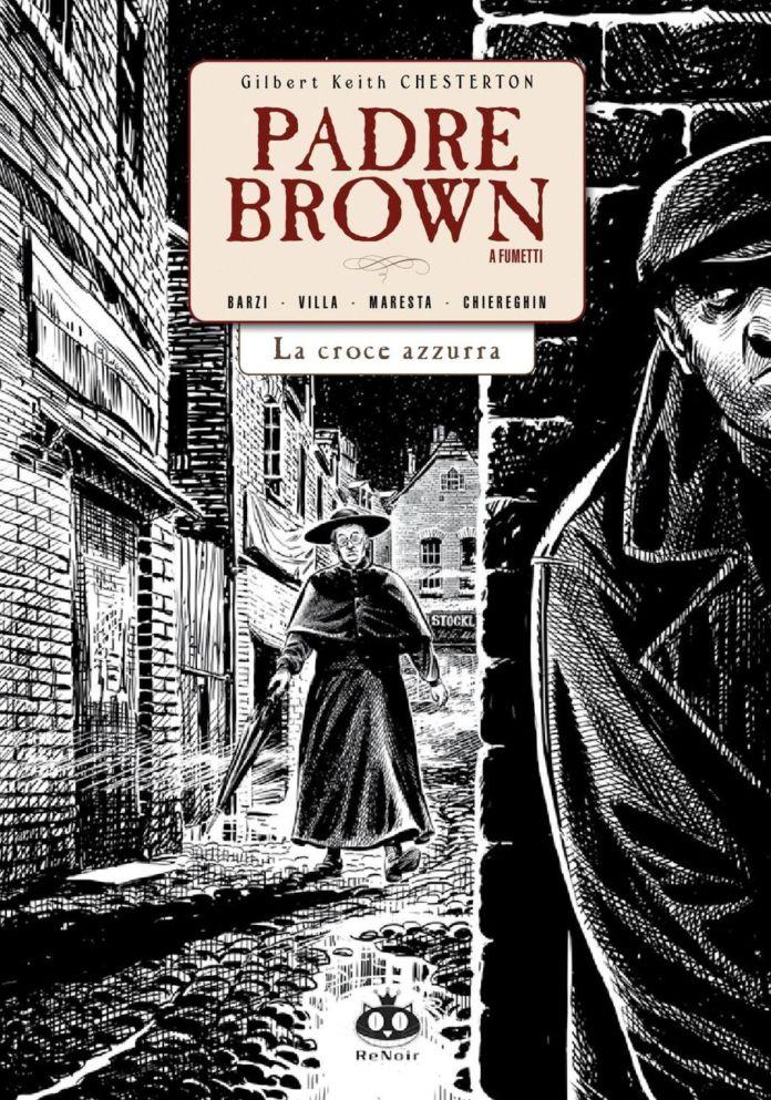 Fumetti gratuiti - Locandina Padre Brown