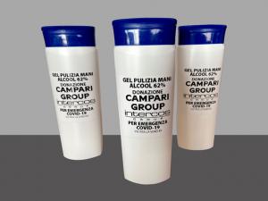 Campari hand sanitiser