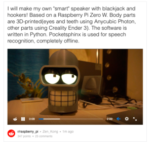 Bender di Futurama