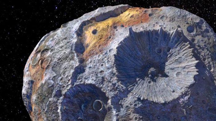 ph. NASA JPL-Caltech - Arizona State University Space System
