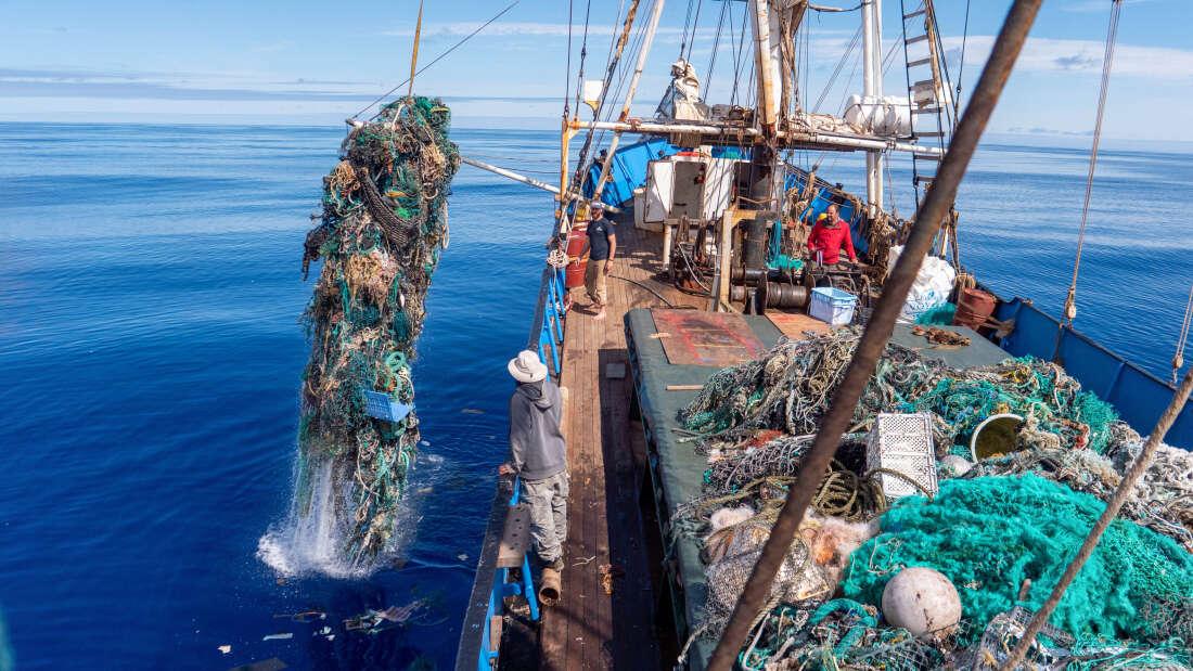 La più grande bonifica degli oceani di sempre!