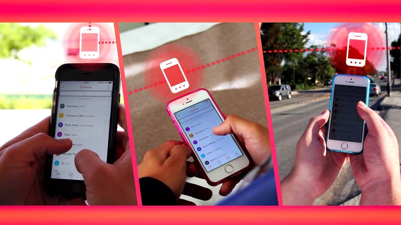 Bridgefy ti permette di comunicare senza Internet