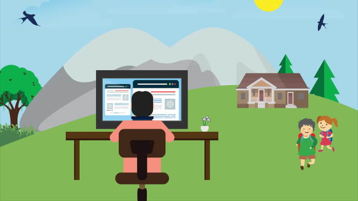 Remote Workers: 7 places where to move in.