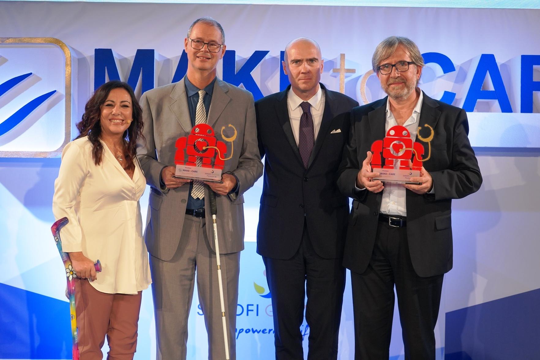 Cinque anni di Make to Care, il contest che sfida la disabilità