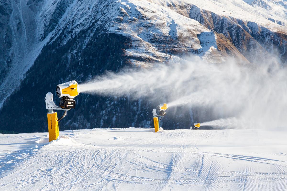 I big data e la sfida della neve programmata