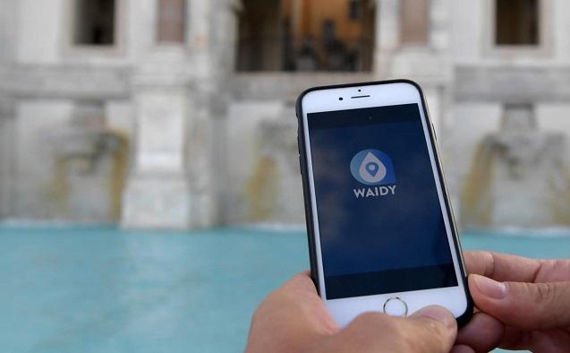 """Waidy, la nuova app di Acea che rende """"smart"""" fontane, nasoni e casette dell'acqua!"""