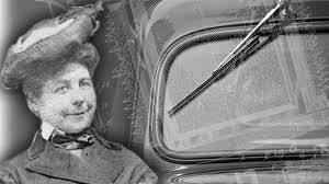 Mary Anderson, inventrice del tergicristallo