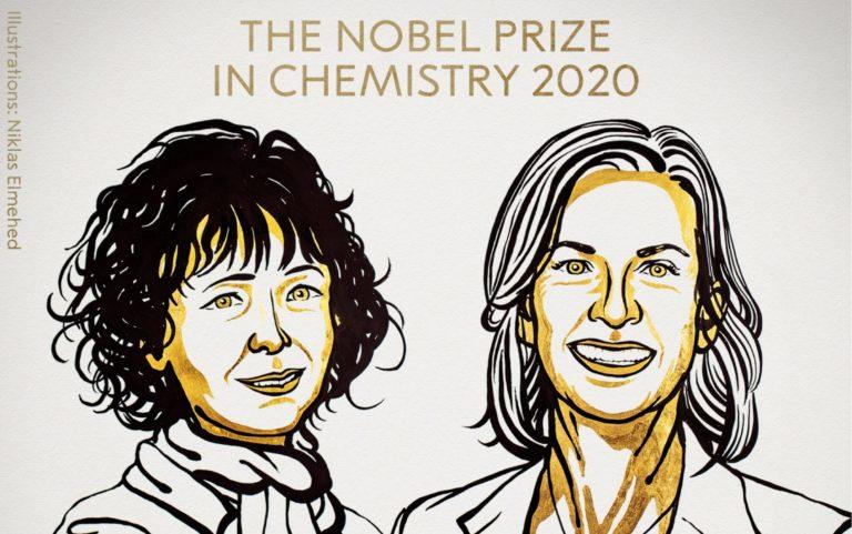Nobel Prize Chemistry 2020