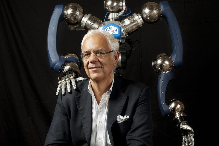 Robotica Bruno Sicialiano