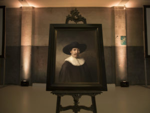 The Rembrandt that is not a Rembrandt. Microsoft Project with the Rembrandt House Museum