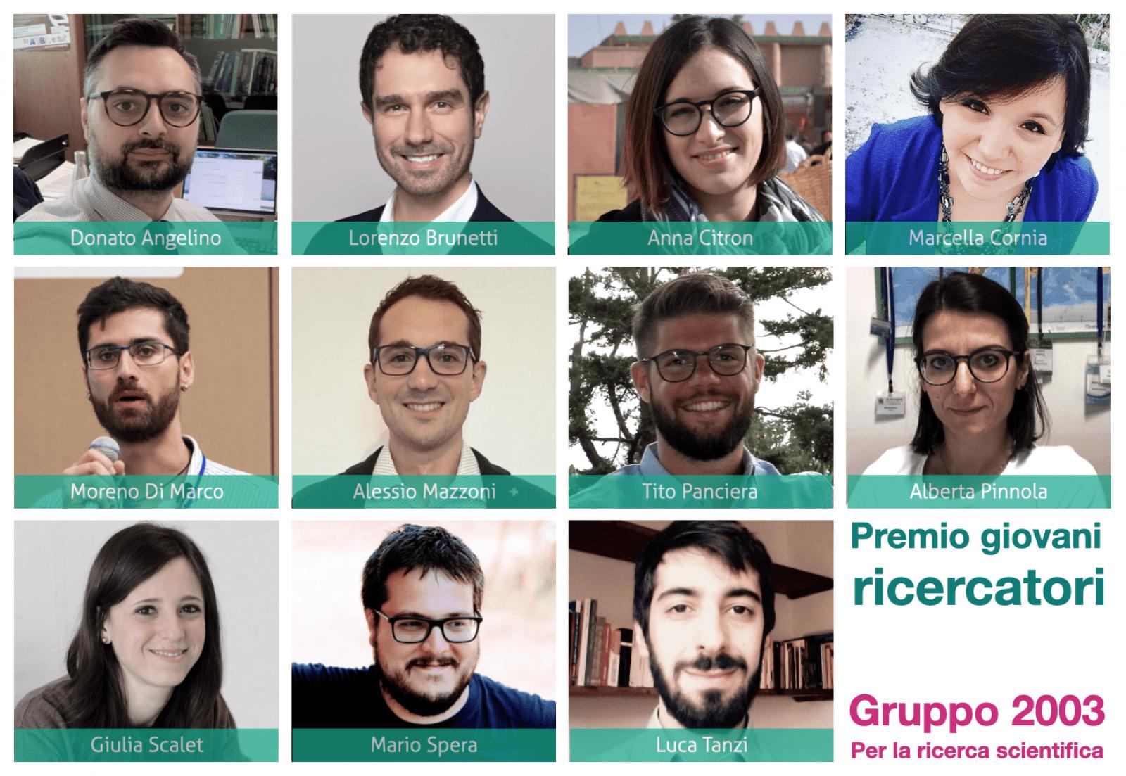 Premio Giovani Ricercatori 2020: l'incoraggiante futuro della scienza italiana