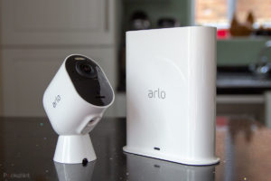 Arlo Ultra security camera