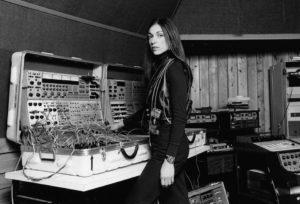 Suzanne Ciani at her console
