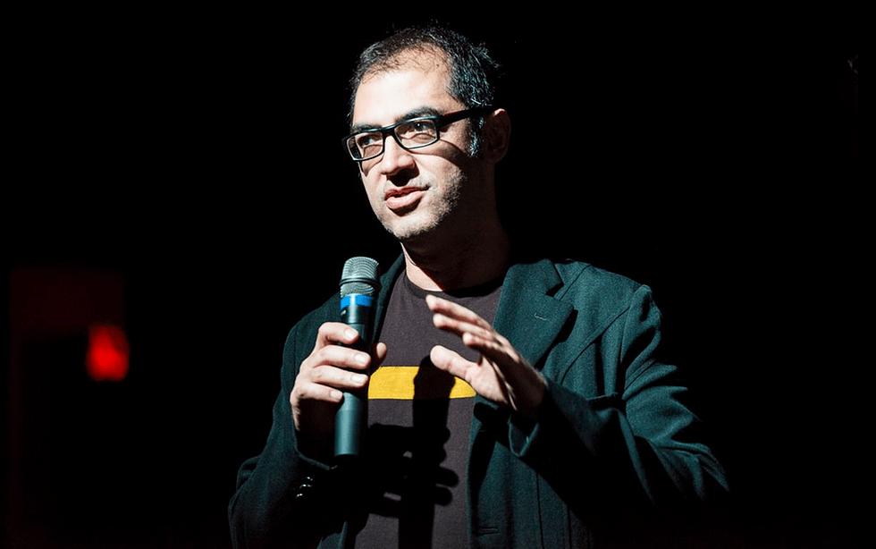 Asher Remy-Toledo a Maker Faire Rome I Il curatore che progetta il futuro