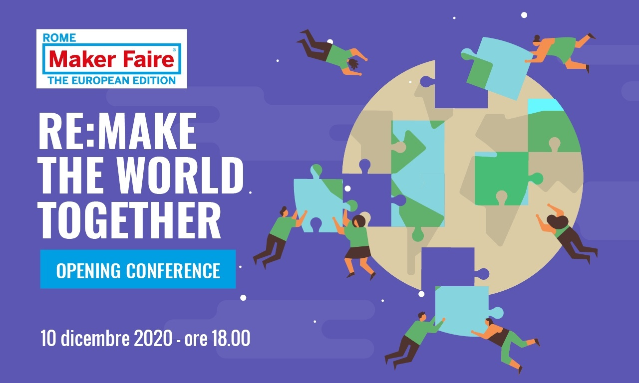 Re:Make the world together - MFR2020 Opening Conference