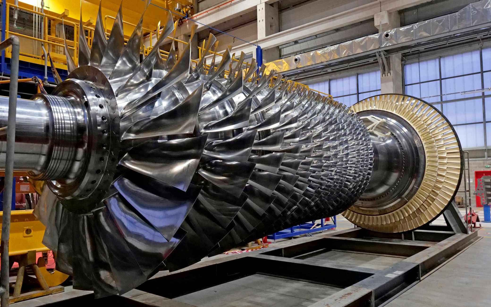 Ansaldo Energia consegna la turbina Monte Bianco: oltre 500.000 kg di potenza pura