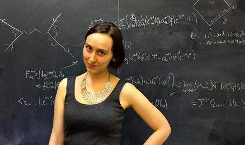 Sabrina Gonzales Pasterski, il nuovo genio della fisica
