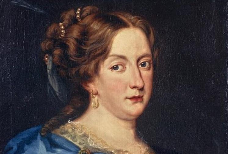 Cristina di Svezia, ritratto