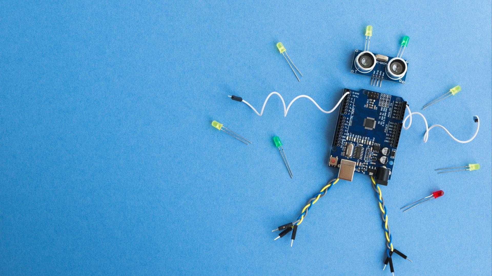 La robotica atterra sui banchi di scuola!