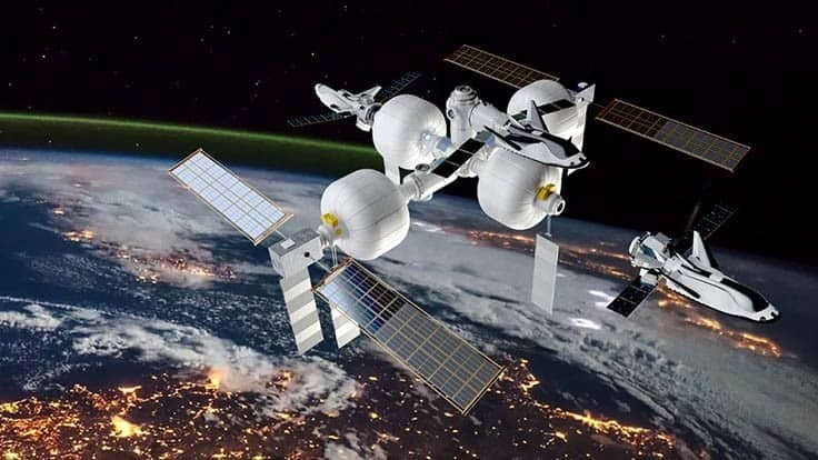 NASA to offer funding for initial studies of commercial space stations