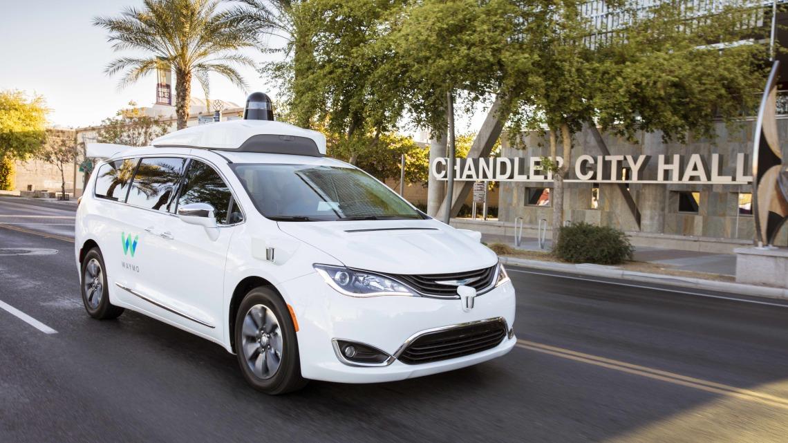 Il ritorno delle auto a guida autonoma