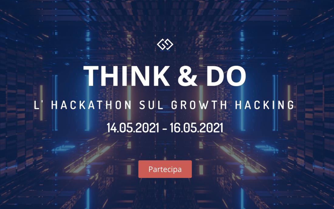 Think and Do: l'hackathon sulla crescita aziendale